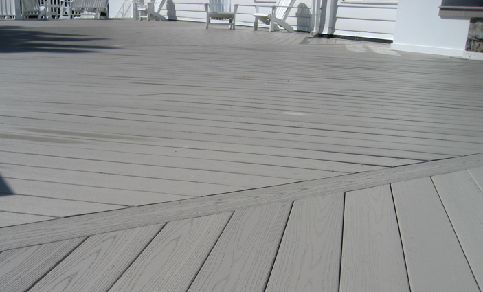 Vinyl Composite Deck Cleaning Lancaster PA