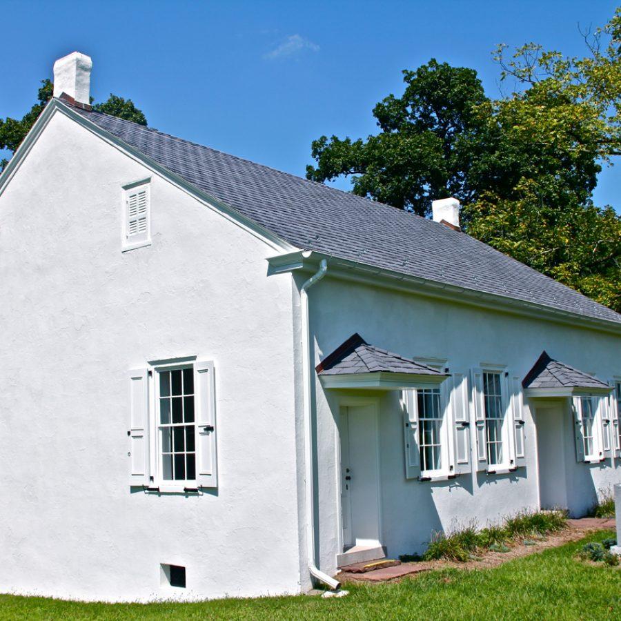 Schwenkfelder – Old Church Roof – Lansdale, PA