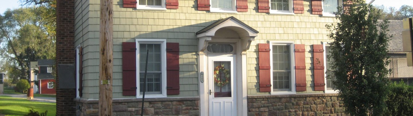 House with new siding in Lancaster, PA