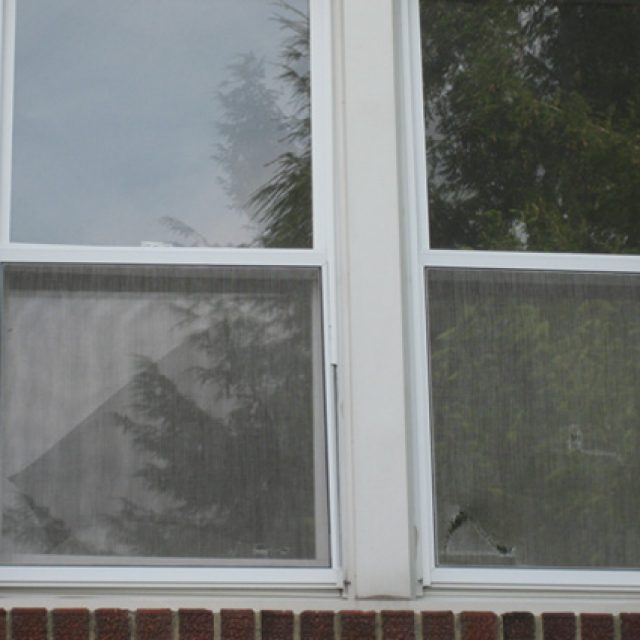 Window Before Renovation