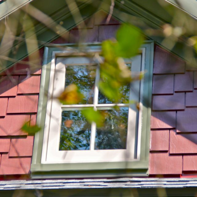 Renovated Window