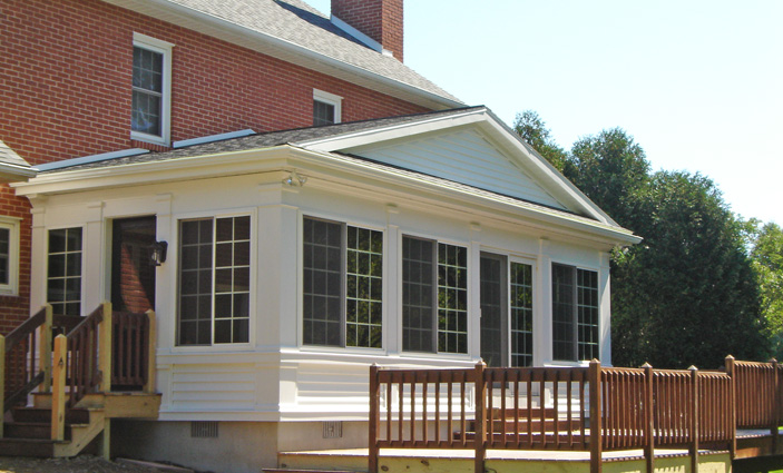 Gallery Estes Sunroom Eby Exteriors