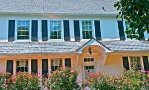 Certainteed Symphony synthetic slate shingles