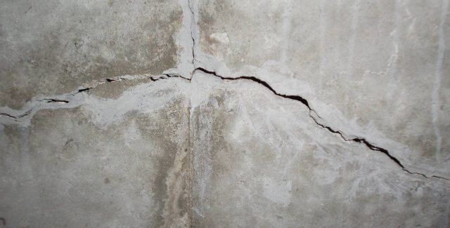 Water/Moisture Damage in Your Basement or Foundation