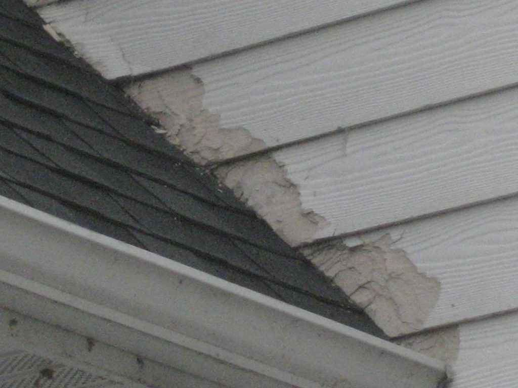 fix siding damage