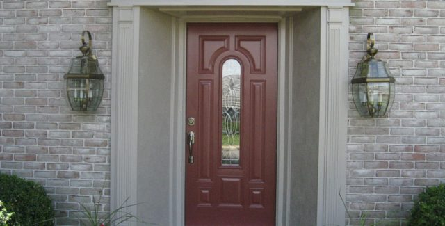 A Great Way to Spend Your Tax Refund – A New Front Door!