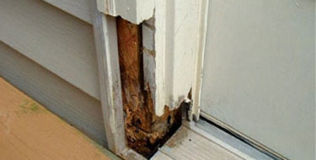 Are Your Doors Rotting?
