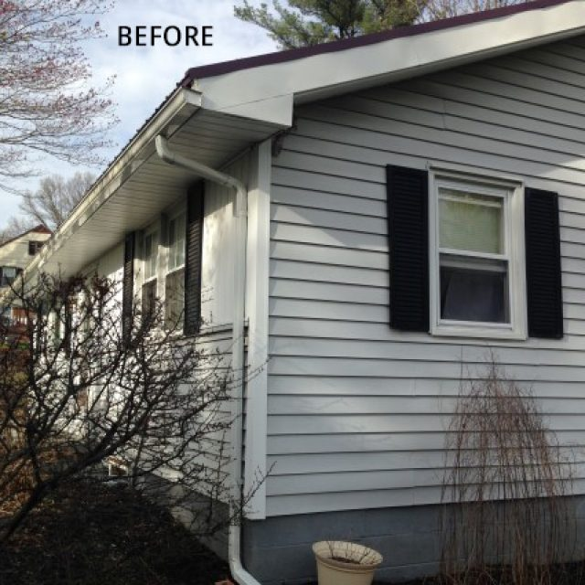 Lancaster PA Home Before Renovation