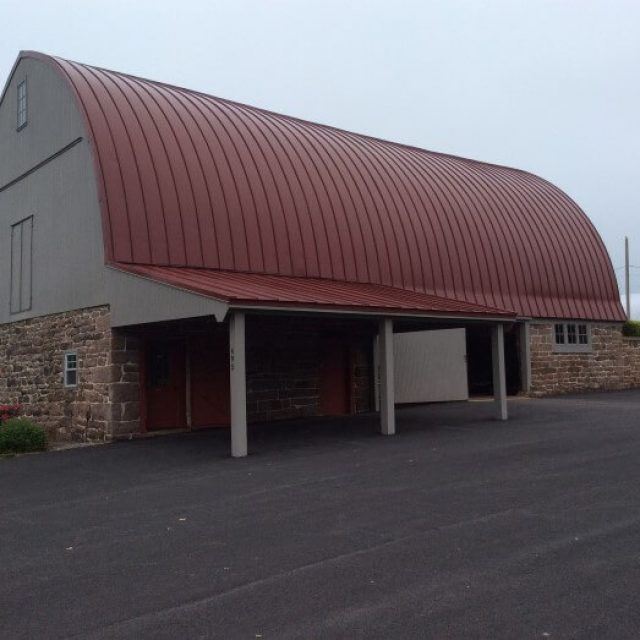 Barn Renovation Job