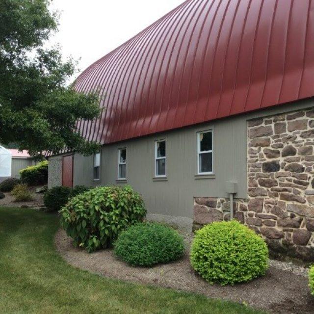 Denver PA Barn Side