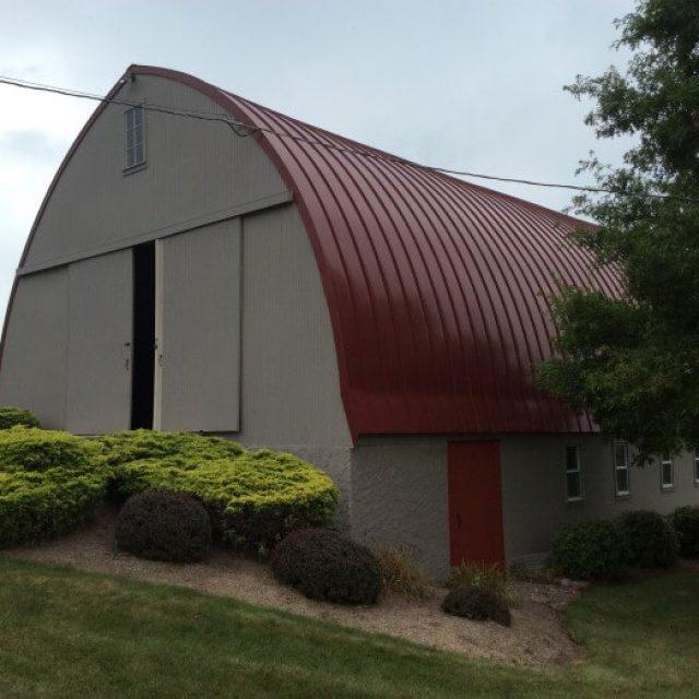 Denver PA Barn After