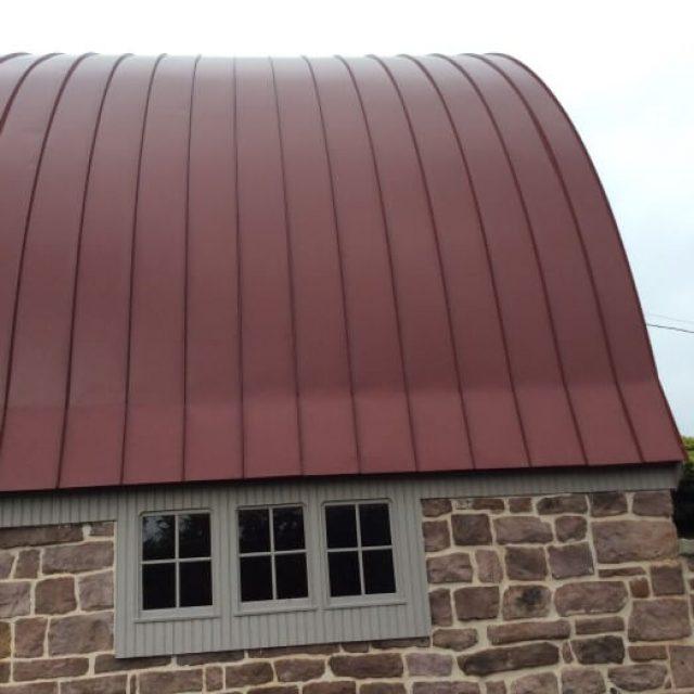 Denver Barn Roof
