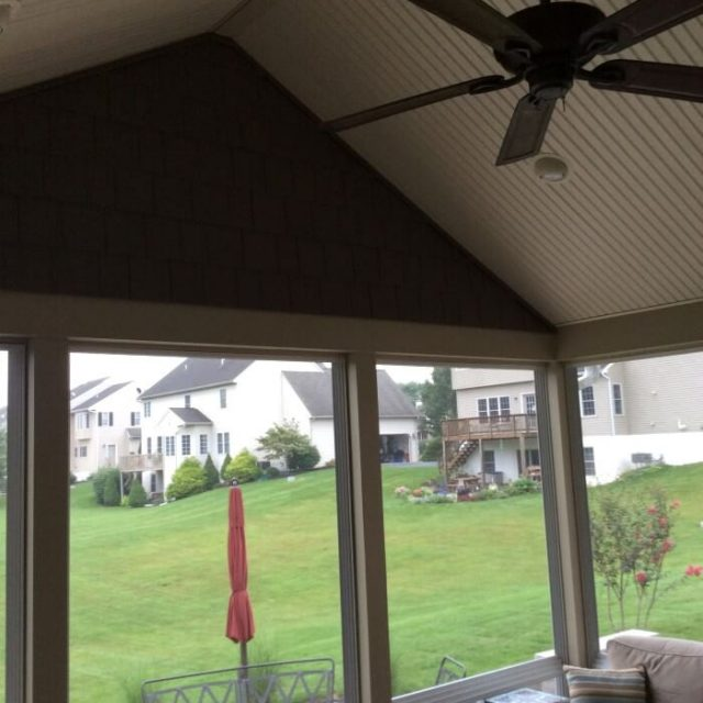 Eby Porch After