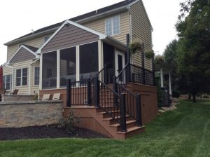 Brownstown Patio and Porch