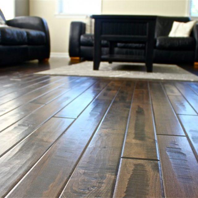 Suhrbier Flooring Addition