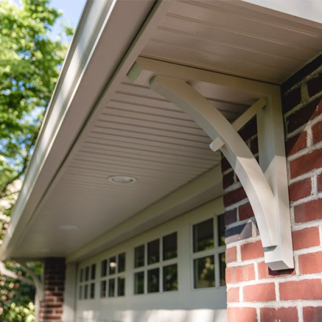 Resiter Home New Gutters