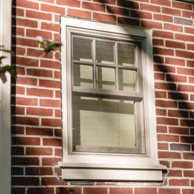 Resiter Replacement Window