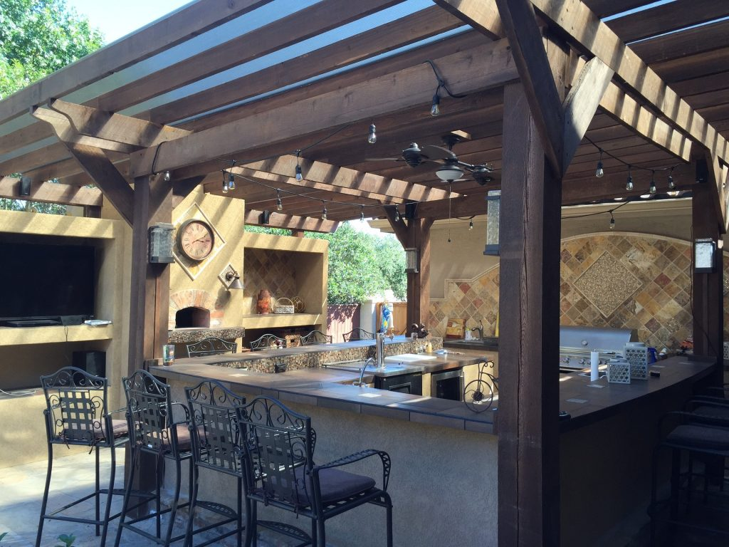 Home Remodeling Outdoor Kitchen