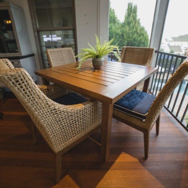 Marshall Balcony Table