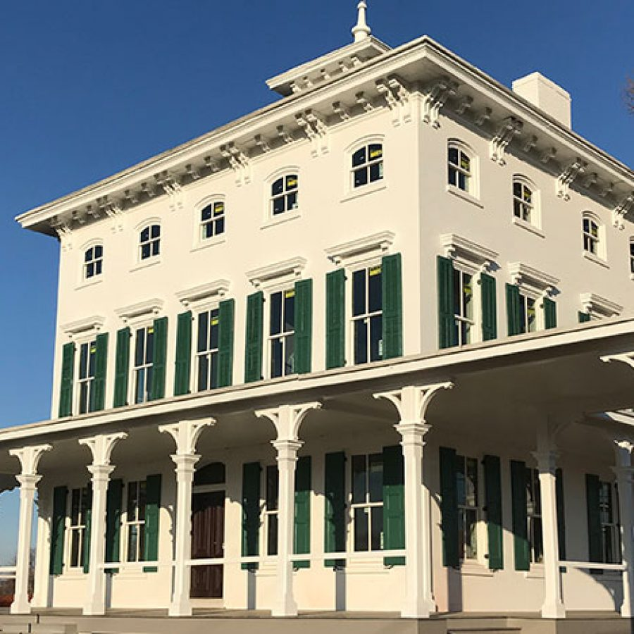 Historic Mayer Mansion Restoration