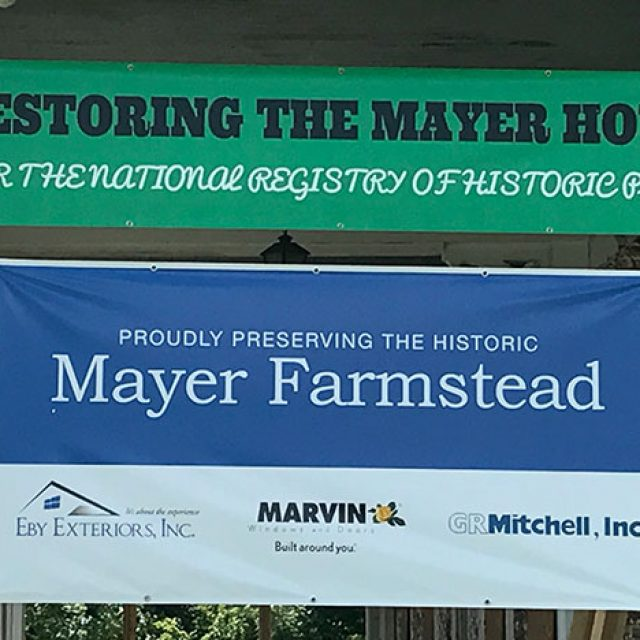 Historic Mayer Farmstead