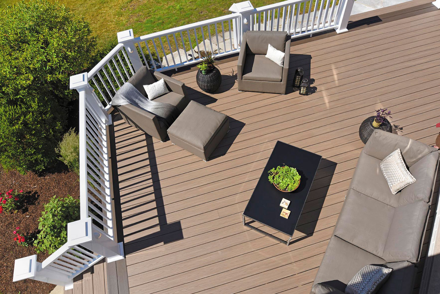 Deck Installation Cost: Estimated Decking Prices for Wood & Composite
