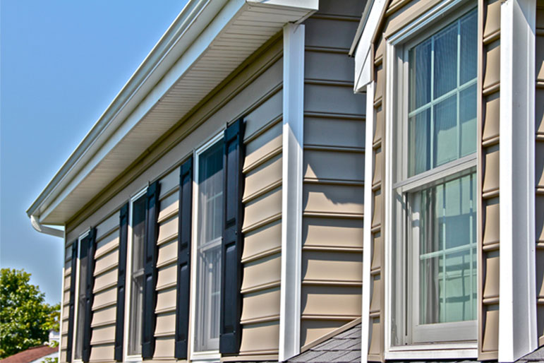 vinyl siding installation cost for home