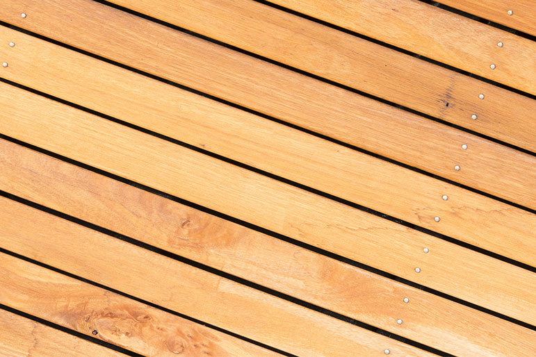 wood decking prices