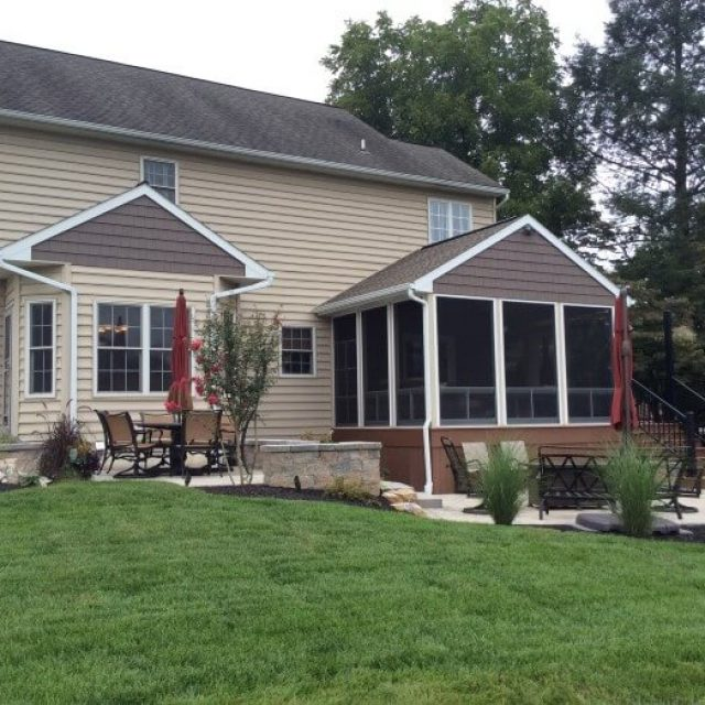 deck and porch repairs company