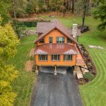 grantville pa deck renovation with four season room