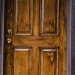 rustic wooden door installation grantville pa