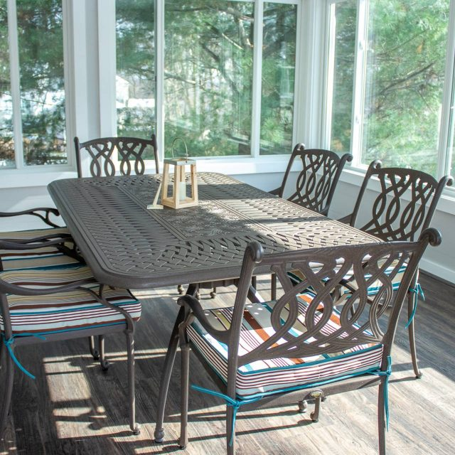 three season sun room renovation in lancaster pa