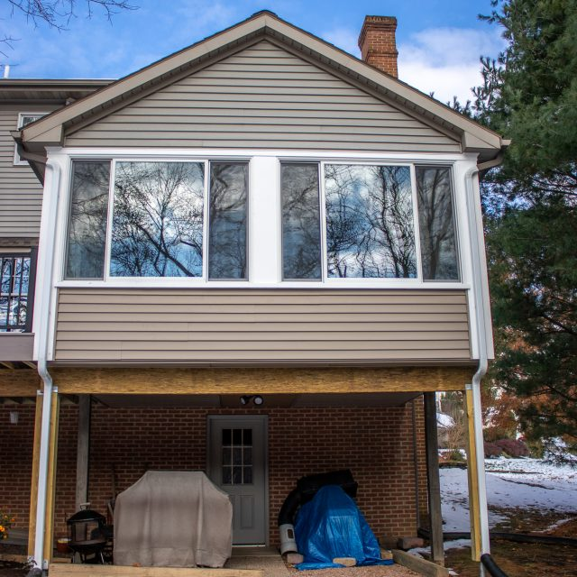 deck and porch renovation in lancaster pa