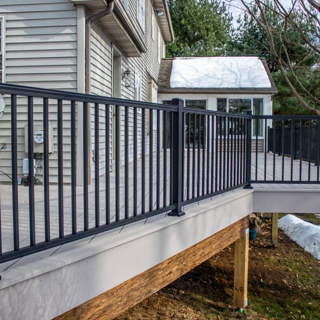 sunroom and deck addition company in lancaster pa