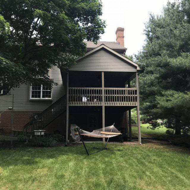 porch renovation in lancaster pa