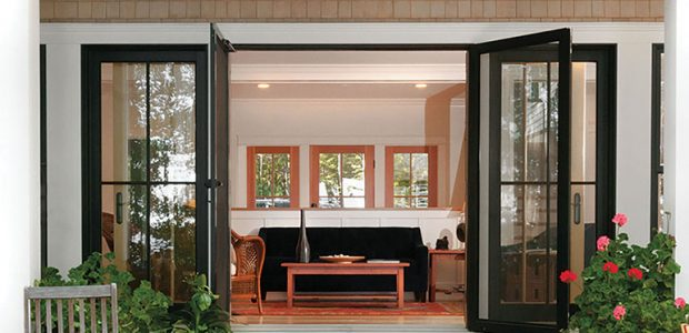Vinyl vs Fiberglass Patio Doors
