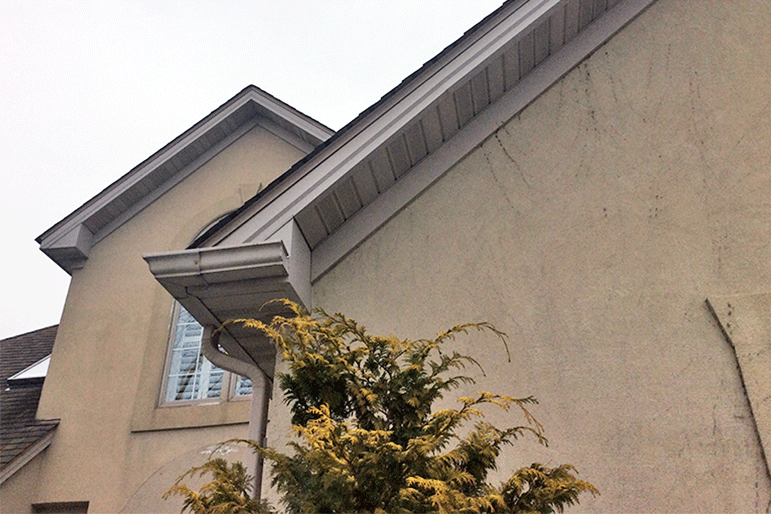 stucco leak repair