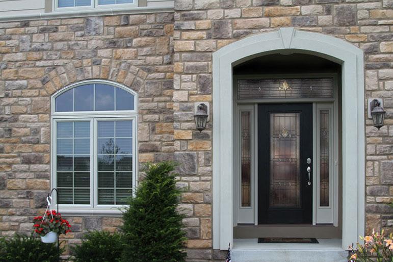 provia legacy entry door