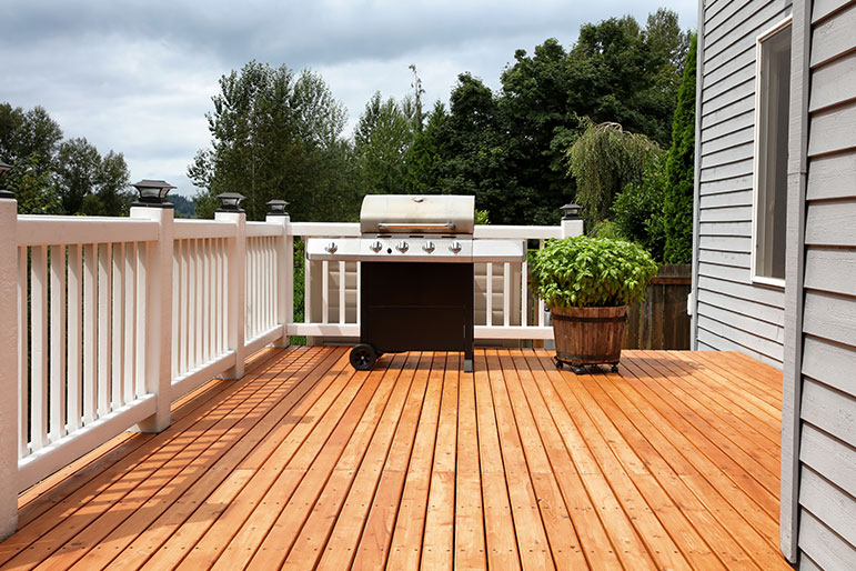 decking options comparison