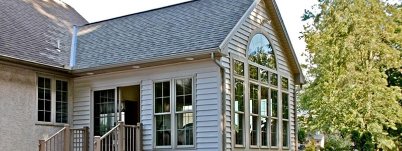Sunroom home addition in Lancaster County