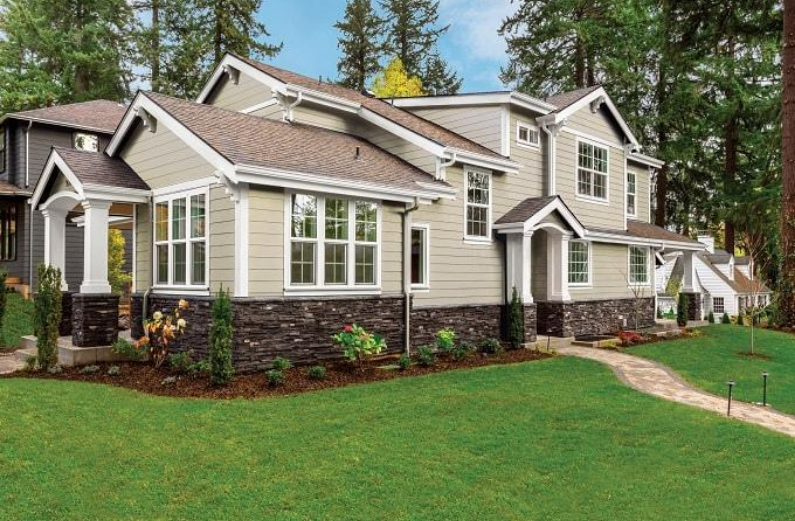 luxury vinyl siding stucco alternative