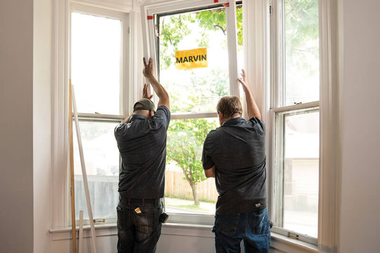 authorized marvin replacement contractor