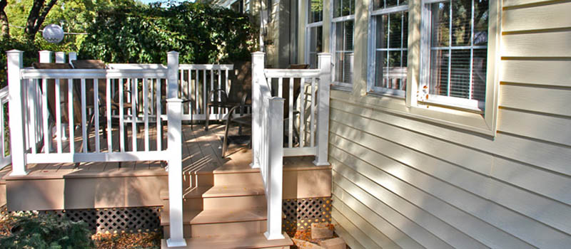 A complete deck maintenance project completed in Lancaster