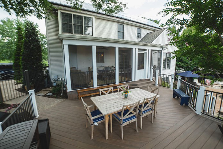 decking contractors in lancaster pa