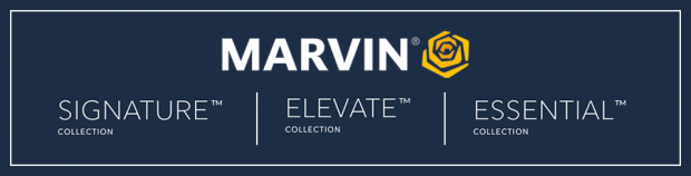 Marvin windows collection banner