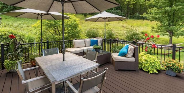6 Types of Outdoor Living Spaces
