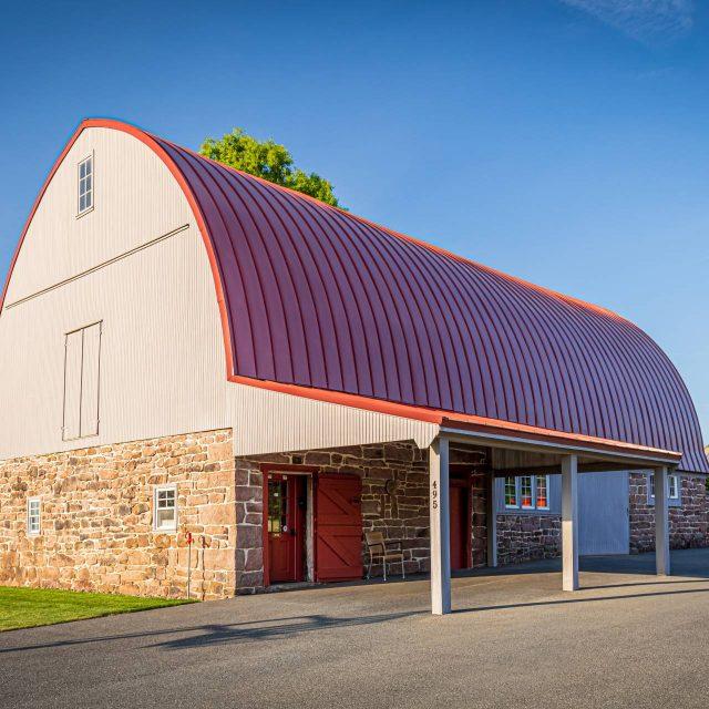 exterior barn renovation