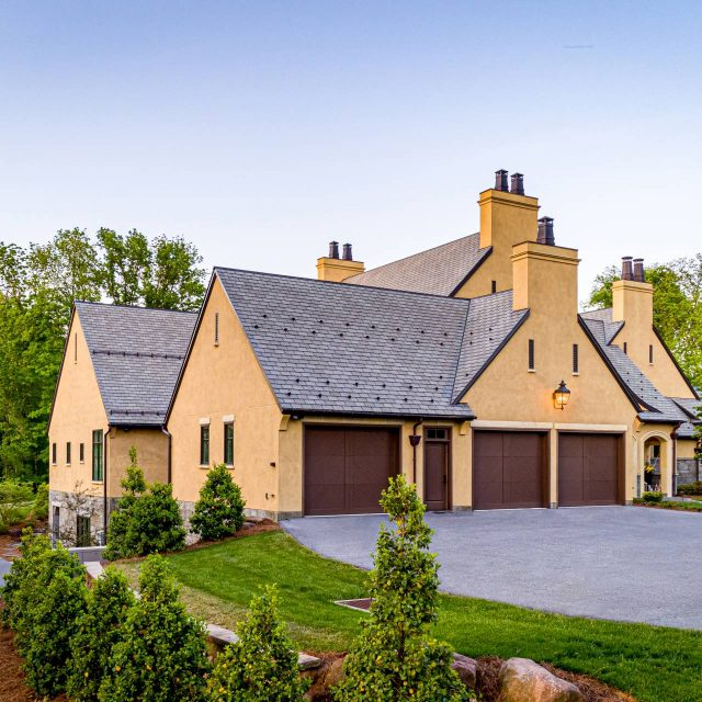 exterior home improvement project