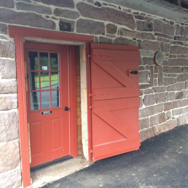 dutch barn door
