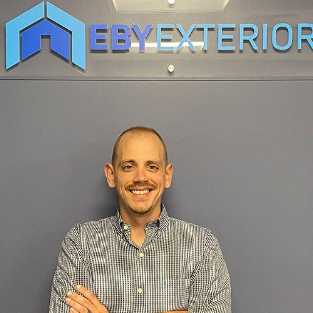 Eby Exteriors Employee Spotlight: Tim Martin